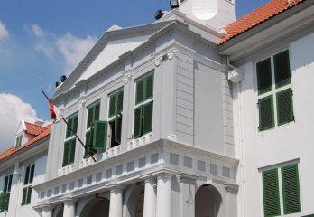 Indonesian Bank Building